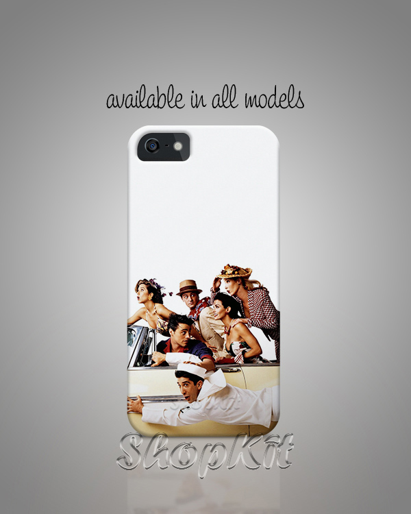 new arrival b7368 34a40 Exclusive Friends Mobile Case